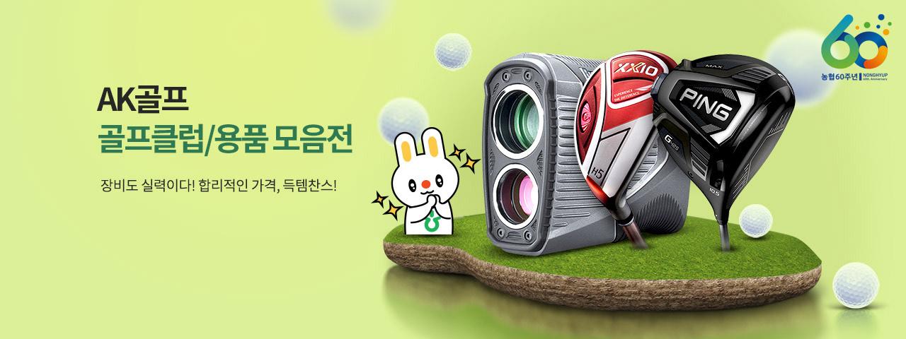 AK골프 골프클럽/용품 모음전