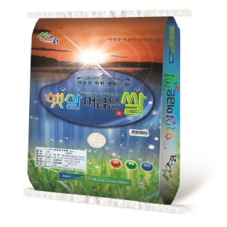 구례농협 햇살머금은 쌀(새일미)10kg,2019년산