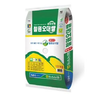 동송농협 철원오대쌀, 10kg, 2019년산
