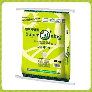 안중농협 슈퍼오닝쌀(고시히카리), 10kg, 2019년산