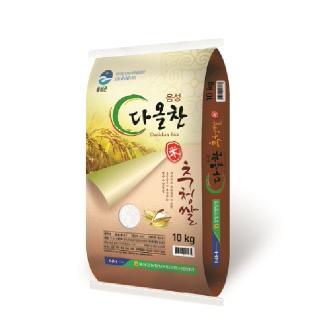 충북농협 다올찬쌀 19년산 추청쌀,10kg