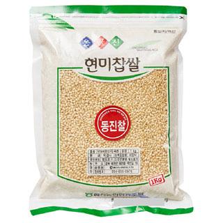 예천농협 현미찹쌀(동진찰), 2020년산, 1kg