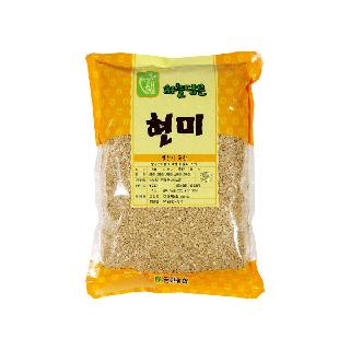 농협하나로마트 군자농협  현미쌀 4kg (2020년산)