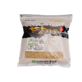 [완주 고산농협][단품] 친환경 땅기운 발아현미 1kg(2020년산,국내산)