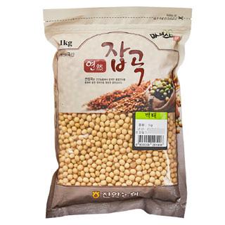 진안농협 백태, 2020년산, 1kg