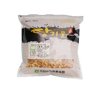 [완주 고산농협][단품] 친환경 땅기운 강낭콩 1kg
