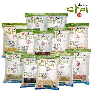 [완주 고산농협] 마미 잡곡 24종 골라담기(2019년,국내산)