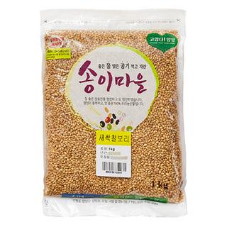 양양농협 새싹찰보리, 2020년산, 1kg