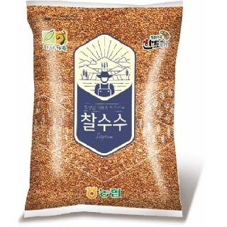 농협하나로마트 하나가득 찰수수쌀 500g (2020년산)