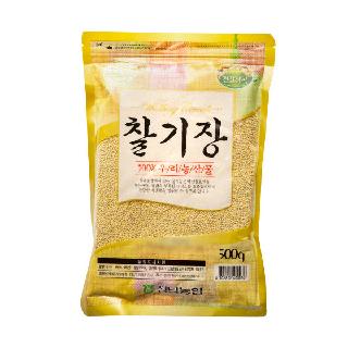 농협하나로마트 정남농협 찰기장,500g (2020년산)