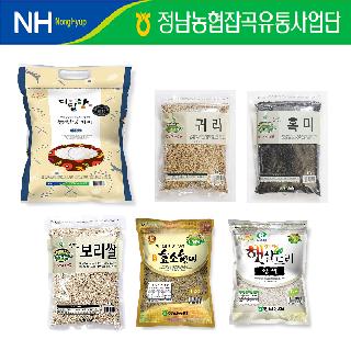 정남농협 건강한 6종 잡곡밥 꾸러미