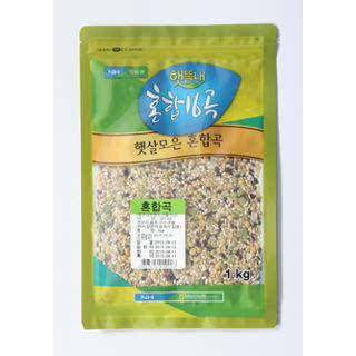 남보은농협 햇뜰내 혼합16곡 1kg