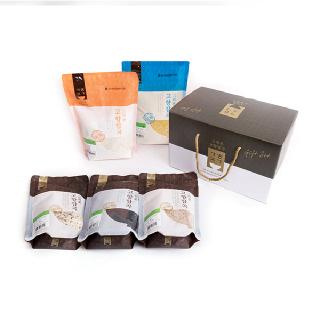 공산농협 고향잡곡3호 선물세트, 3.5kg