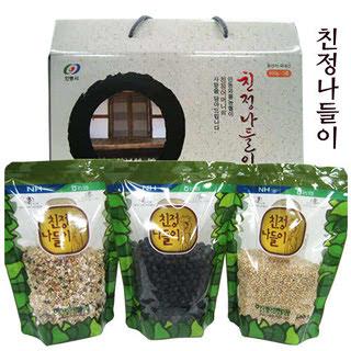 안동와룡농협 친정나들이 3종 3호 선물세트(1.8kg)