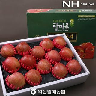 익산원예농협 정성이 깃든 사과선물세트 5kg(14-16과)