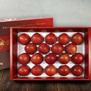 의성 옥 사과 선물세트 5kg내외 14~16입(개당 330~370g내외)