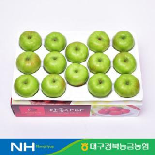 [농협] 햇 아오리 사과 3kg # 안동 산지 직송