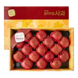 농협 한손과일 사과 선물세트 5kg(16~18과)