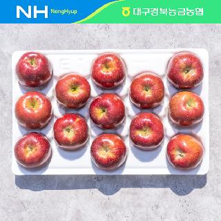 [농협] 경북 문경 고당도 감홍사과 3kg 구성