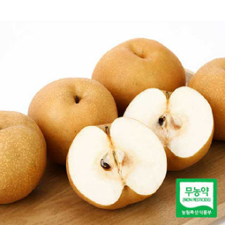 [친환경먹거리] 무농약 과일 배 3kg