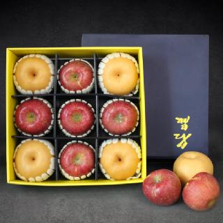 프리미엄 사과배 혼합선물세트 1호