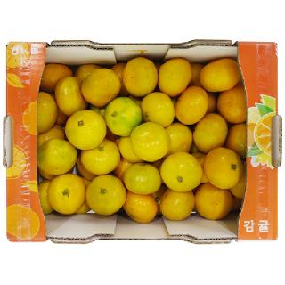 농협하나로마트 비가림감귤 3kg(특품)