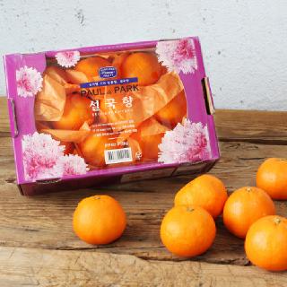 [프리미엄] 제주 고당도 달콤한 설국향 선물세트 1.5kg