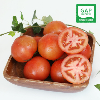 [생산자직송] GAP 국내산 완숙토마토 2kg