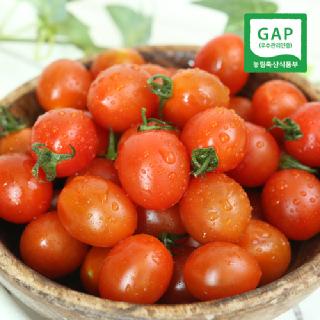 [생산자직송] 당일수확 국내산 대추방울토마토 1kg/2kg