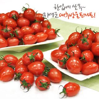 익산원예농협 대추방울토마토 4kg(1-3번과)