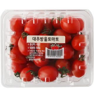 농협하나로마트 대추방울토마토 500g/팩