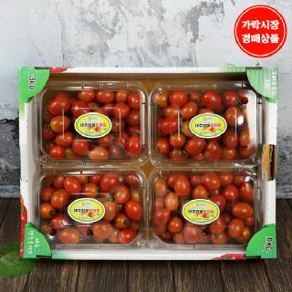 [가락시장] 대추토마토 3kg내외(1~3번)/box