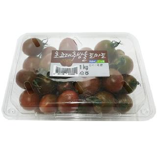 농협 하나로마트 초코방울토마토 1kg/팩