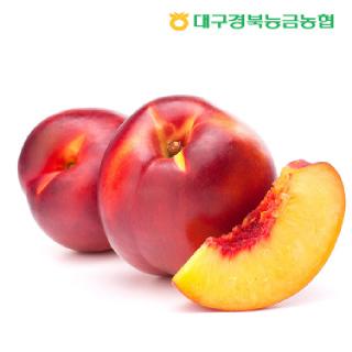 [대구경북능금농협] 경북 영천 천도복숭아 2.5kg 12-15과 / 중상과