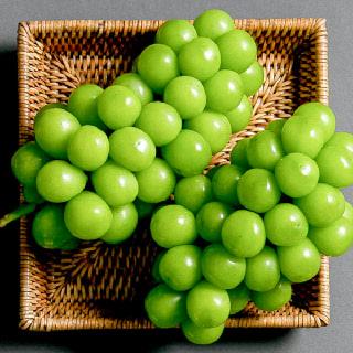 중화농협 샤인머스켓 포도 2kg(3~4송이),박스