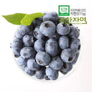 착한자연 러브팜 유기농 냉동블루베리 2kg