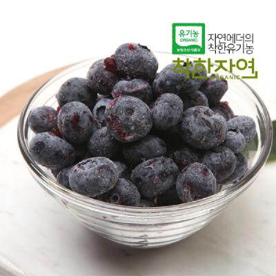 착한자연 철원코스모 유기농 냉동블루베리 3kg