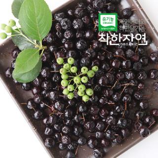 착한자연 러브팜 유기농 냉동아로니아5kg