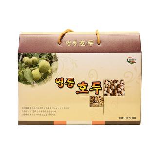 무농약 영동 호두 (피호두) 1kg