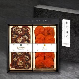 영동농협 플러스 임산물세트1호 700g(호두말이300g+곶감400g)