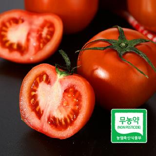 [친환경먹거리] 무농약 토마토 3kg