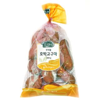 농협하나로마트 호박고구마 800g/봉