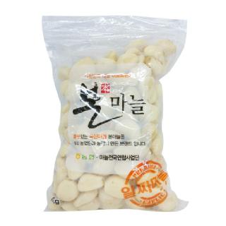 농협하나로마트 깐마늘 1kg/봉