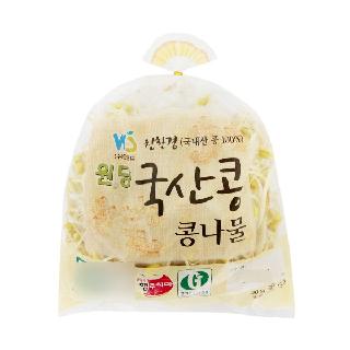 농협하나로마트 원당농협 콩나물 300g/봉