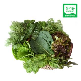 충주 유기농 쌈채소 (600g,800g,1kg)