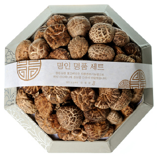 국내산 표고버섯 흑화고(특)세트 500g [보자기포함]
