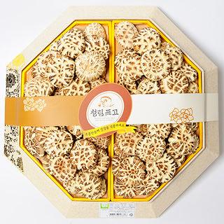 국내산 표고버섯 백화고(특)세트520g