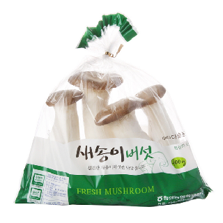 농협하나로마트 새송이버섯 400g/봉