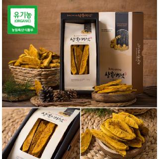 유기농 상황버섯 선물세트 50g(+쇼핑백)