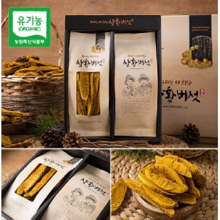 유기농 상황버섯 선물세트 100g(+쇼핑백)